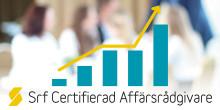 Srf Certifierad Affärsrådgivare – ny karriärväg för Srf Auktoriserade Redovisningskonsulter®