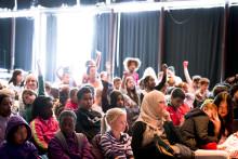 Workshop med barn