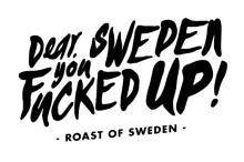 Almedalsveckan 2016 - Dear Sweden you fucked up
