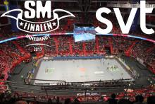 SVT sänder SM-finalen i innebandy
