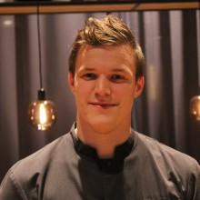 Rasmus Johansen, kock på Clarion Malmö Live kammade hem andra platsen i Årets Ekokock!