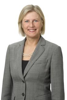 Lena Möllerström Nording - ny styrelseordförande