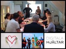 Framtidens framgångsrika företag är digitala hjältar