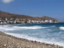 Ancient remains on Santorini & Naxos