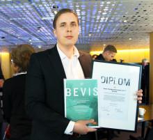Antti Ahonen på HSB Stockholm utsedd till årets fastighetsförvaltare