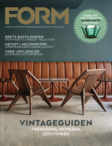 Forms stora julnummer: Vintagevärldens vinnare - trenderna, ikonerna och fynden