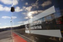 Stans kortaste busslinje. Så ska Arriva göra resan med Saltsjöbanan buss smidigare för resenärerna.