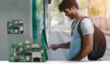 Smidigt integrationskort för IoT