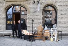 Qvesarum Byggnadsvård expanderar med ny butik och showroom i Malmö