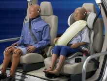 Nye Ford Mondeo får oppblåsbare setebelter bak.