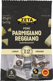 Parmesan - det perfekta mellanmålet!
