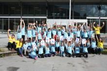 Norconsult på Otta muliggjorde kreativ realfagslæring for 50 elever