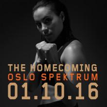 THE HOMECOMING - historisk boksefest lørdag 1. oktober på TV3