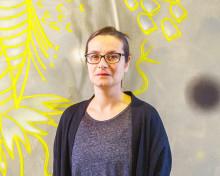 Mariangela Mendez Prencke blir ny curator på Röda Sten Konsthall.