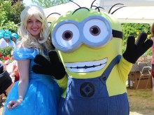 Music, moves, and movies add international flair to ellenor summer fair