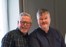 Mathias Dahlgren och Hans Naess lanserar podcast
