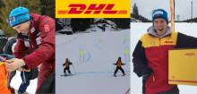 DHL Express arrangerer barneskirenn med Henrik Kristoffersen