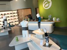 Premiär för nya Aktiv-butiken  i Malmö