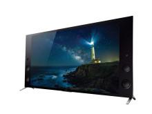 Sony breidt assortiment uit met high dynamic range-ondersteuning voor 4K Ultra HD-TV's van 2015