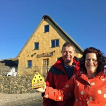 Bakery's superfast boost for Aberdaron