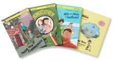 300 000 barnböcker i Maxboxen sprider läsglädje