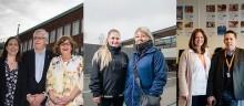 Glädjeyra på One Stop Future Shop i Biskopsgården
