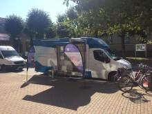 Beratungsmobil der Unabhängigen Patientenberatung kommt am 07. Juli nach Husum