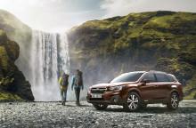 Uudistunut Subaru Outback - ajomukavuus  ja SUV-auton kyvyt yhdessä