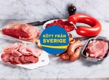 Bra med ursprungsmärkning av kött på restaurang