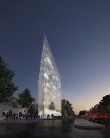 WSP projekterar The Edge i Malmö