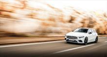 Tandempump minskar bränsleförbrukningen hos Mercedes nya A-klass