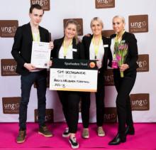 Hydro66 stöttar Ung Företagsamhet Norrbotten
