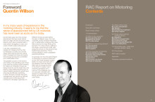 Report on Motoring 2011