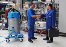 Kärcher AS lanserer Ringler industristøvsugere i Norge