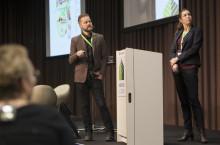 Sammanfattning av Ecoforum 2015: Två dagar med skarpa analyser och innovativa  lösningar inom hållbar stadsutveckling