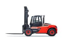 Nyhet från World of Material Handling - H160-180D - marknadens lägsta bränsleförbrukning
