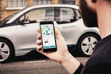 BMW och SIXTs bildelningstjänst DriveNow lanserar ny app – Sveriges snabbaste biluthyrning