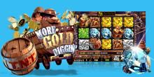 Chơi đào vàng tại Slot More Gold Diggin'