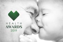 Health Awards 2019 –kilpailun finaalissa vaikuttavaa terveysosaamista