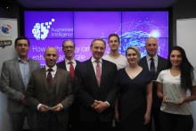 BT, Cabinet Office and TechHub award SMEs for big ideas in augmented intelligence