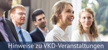 Newsletter KW 1: Hinweise zu VKD-Veranstaltungen und Vorankündigung zur VKD-Jahrestagung