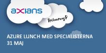 Inbjudan till Demo-rik Azure-lunch med specialisterna | 31 maj