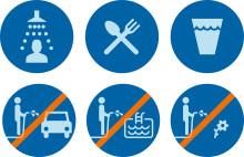 Respektera bevattningsförbudet i Båstads kommun