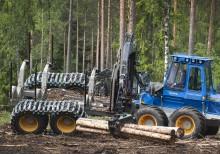 Stark skogsmaskinmarknad men leveranstiderna ökar