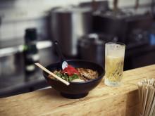 Ät ramen som i japan - med en whisky highball