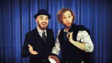 Du är min tekopp – dagföreställning med Robin och Bengan på Vara Konserthus