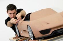 Porsche satsar 150 miljoner Euro på forskning och utveckling