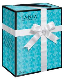 Tania – ny design och nytt innehåll – och lägre pris!