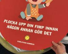 Pressinbjudan: Satsning för att minska fimpar i Karlstad