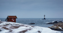 Bohuslän på kartan - även vintertid